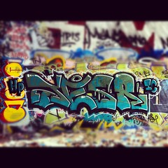 (keepitkosher) Tags: ic hp jesr hawaiigraffiti jezr honolulugraffiti