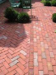 """Brick Patio • <a style=""""font-size:0.8em;"""" href=""""http://www.flickr.com/photos/88049401@N02/8054350616/"""" target=""""_blank"""">View on Flickr</a>"""