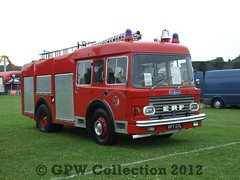 HCB Angus ERF Tynemouth (Graham The Modeller) Tags: fire angus fireengine erf 999 hcb hcbangus