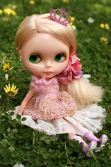 Olive - Pink Princess