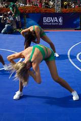 Kathryn (maxcanna) Tags: fan basket dancers milano cheerleader nba celtics zone