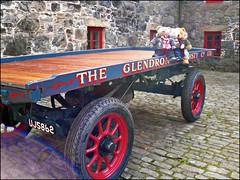 On the wagon (pefkosmad) Tags: holiday tour aberdeenshire visit single teddybear whisky scotch distillery huntly forgue malt glendronach scotland1 gingernutt nobbynomates tedricstudmuffin