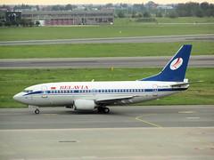 Boeing 737-500, EW-290PA, Belavia (transport131) Tags: samolot airplane boeing 737 belavia