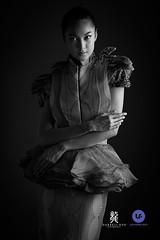 Wita Juwita (Darrell Neo) Tags: fashion lookbook lasalle college jakarta wynnmodel bw portraiture portrait editorial darrellneo nikon d800e