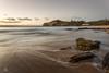 Warriewood (Seany99) Tags: warriewood sunrise rocks waves flow beach sydneysnorthernbeaches nsw australia
