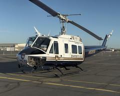 Bell UH-1H (Titanium Man) Tags: bell uh1h n62619 capitalairshow cdoj