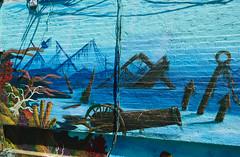 Street art (AdamHGrimes) Tags: jerseycity urban graffiti streetart streetphotography architecture newyork