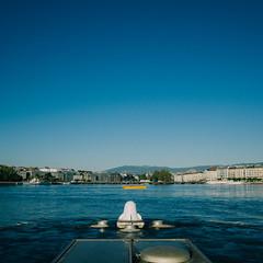 Random # 87 (Alonso Ormeo) Tags: alonsoormeno leman lakescape lman geneva water lake jetdeau switzerland swiss
