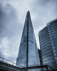 The Shard (XILAG Pictures) Tags: 1635 canon canonef1635mmf4lisusm ef1635mmf4lisusm london londres theshard 70d lightroom
