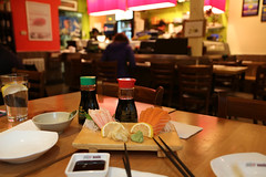 IMGL2322 (komissarov_a) Tags: miosushi restaurant beaverton japanese treat experience phenalene unagi shrimp seafood komissarova streetphotography canon 5d m3 mark3 rgb sushi salmon eel sashimi ikura wasabi tasty close rolls buzz memory color healthy choice nigiri gunkan snowcrab legs mussels cocktail talented chefs fresh ingredients sushinovices experts dessert bar             portland