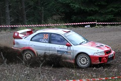 Grampian Stages Rally (L8 Owl) Tags: rally grampian stages car