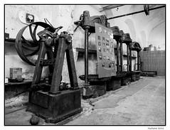 2016-08-02_Moulin-N&B-0003 (Hacheme 26) Tags: architecturebtiments btiments moulineau noiretblanc olive olivier vgtaux mollanssurouvze auvergnerhnealpes france