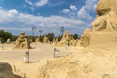 075 - Burgas - Sand Sculptures Festival 2016 - 24.08.16-LR (JrgS13) Tags: bulgarien filmhelden outdoor reisen sand sandscuplturefestivals sandskulpturenfestival urlaub burgas
