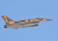 Israel 868 2016-08-15 (EOR 1) Tags: f16i 868 idf israeliairforce redflag164 nellisafb
