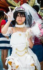 2016 Anime Expo - Yazawa Nico (mambastic photography (aka mamba909)) Tags: pentax k01 sigma2470mmf28ifexdghsm animeexpo animeexpo2016 cosplay