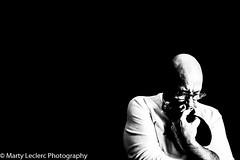I give myself (Marty 1955 ...) Tags: studio selfie blackwhite blackbackground glasses arms marty martyleclercphotography tasmaniandevil plushtoy sorrow hug sad worry love guilt