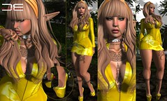 Detached - Hold me accountable (Ai Venus Clarrington) Tags: sl secondlife blog avatar 3d virtual worlds fitted mesh tumblr fashion style elf