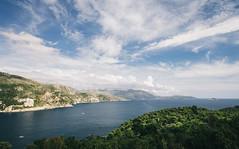 Dubrovnik Riviera (desomnis) Tags: dubrovnik croatia kroatien sea ocean adriaticsea mediterraneansea dalmatia riviera traveling travel travelphotography holiday clouds cloudysky skyandclouds bluesky europe southeurope lokrumisland lokrum coast coastline desomnis tamronsp2470mmf28 canon6d