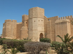 Ribat de Monastir (رباط المنستير) (twiga_swala) Tags: ribat monastir رباط المنستير forteress fortress tunisie tunisia architecture landmark monument fort castle port tunisian fortification