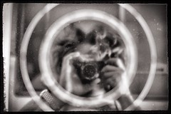The personality of the photographer (mripp) Tags: kunst art individual individuality bigfive monochrom mono white black identity identitt personality selfie photograper photo