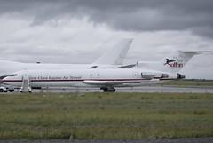 Kalitta Charters II Boeing 727-224 (A) (F) (gdd814) Tags: aviation calgary airport spotting nikon d3300 55200mm cyyc yyc boeing 727 trijet threeenginejet kalittaair kalittachartersii b722 n725ck
