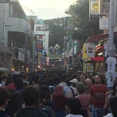 A Picture is Worth a Thousand People (CSUMB-Dokyo) Tags: csumbjapan exchange csumb japan wlc csumbdokyo csumbintlexch context elia8161 harajuku takeshitastreet crowds