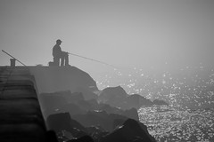 Angling in a Fog