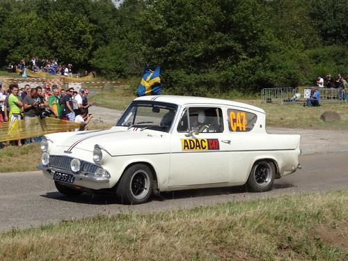 ADAC Rallye Deutschland 2012 373 Arena Panzerplatte - Historic Marathon