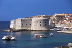 Dubrovnik Harbour. (paul gy (back in two weeks)) Tags: harbour croatia dubrovnic