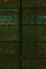 Wall - Mauer (hedbavny) Tags: vienna wien blue black green wall digital austria sterreich pattern wand spuren traces grn blau remains muster schwarz gruen variation abriss mauer digitalmanipulation trkis ziegel abris bearbeitung texturen abrisshaus invi ziegelmauer maigrn ziegelwand fotobearbeitung abrishaus photobearbeitung