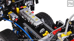 Mercedes-Benz U 400 (Pedro Nogueira Photography) Tags: toys miniature lego bricks technic brinquedos miniaturas pedronogueira mercedesbenzu400 pedronogueiraphotography