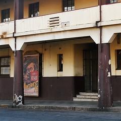 Transvaal Hotel, Entrance (ossewa) Tags: southafrica gauteng boksburg urbexsa