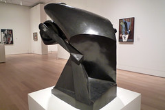 Duchamp-Villon, Horse from back