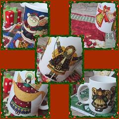 Natal 2012, j esta quase ai!!! (**DASDE Artes!**) Tags: natal papainoel caneca natalino mamenoel mugrug anjocountry canecapersonalizada canecadeporcelana tapetedecaneca canecadenatal