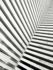 Kengo Kuma Wall to Seat Joint (ken mccown) Tags: wood architecture suomi finland lahti kiosk shelter kengokuma woodpavilion
