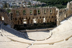 The Odeon (keithmaguire ) Tags: world heritage history archaeology architecture ancient ruins theater theatre culture hellas athens unesco greece grecia atenas classical drama acropolis athena griechenland grce odeon athene hy  atticus athen grcia griekenland herodes yunanistan  athnes atina grecja  atene      athny   grgorszg herodeon ecko       yunani    lp   gresya