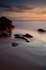 Day Dream (loomstone) Tags: longexposure seascape maine shoreline seashore seacoast daybreak ogunquit marginalway bigstopper