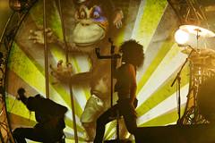 Shaka Ponk (dprezat) Tags: music rock set concert live gig electro rocknroll mtal roch goz frah scne lacourneuve ftedelhuma sonyalpha700 shakaponk shkpnk mrgoz samahasam