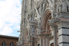 Duomo Di Siena (Ossiridian) Tags: italy italia tuscany siena duomo toscana palio piazzadelcampo canon1100d
