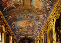 The Galerie Dorée inside the Banque de France (LostNCheeseland) Tags: paris france ornate gilded patrimony banquedefrance galeriedorée