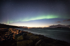 Northern Lights Sept 2012 (Hrur Finnbogason) Tags: lights aurora canon5d northern eyjafjordur borealis 24mm14 hjalteyri hordurfinnboga