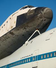 Space Shuttle Endeavour (201209180003HQ) (NASA HQ PHOTO) Tags: usa florida capecanaveral fla spaceshuttle endeavour nasakennedyspacecenter shuttlelandingfacilityslf 747shuttlecarrieraircraftsca
