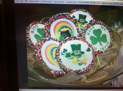 IMG_0858 (CookingCinderella) Tags: cookie lucky stpatricksday potofgold