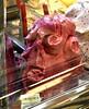 zombie fragola - strawberrynstein (sharkoman) Tags: pareidolia occhi gelato bocca mostro fragola faccia testa orecchio paura trequarti sharkoman