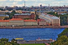 Saint Petersburg / Санкт Петербург (José Rambaud) Tags: day cloudy russia saintpetersburg hdr rus санктпетербург sanpetersburgo