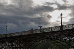 Après la pluie -2- (jf garbez) Tags: bridge people paris france seine nikon europa europe îledefrance structure pont nikkor iledefrance personnes contrejour backlighting gens pontdesarts passerelle d600 2485mm habitant ouvrage 1erarrondissement nikond600 ouvragedart nikonpassion nikonflickraward nikkor240850mmf3545