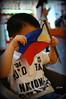 Flag (thincrust88) Tags: flag sony philippines manila philippineflag nex 5n sigmaprimelens sigma3028 sonynex5n sigma30f28exdn sigmaemount