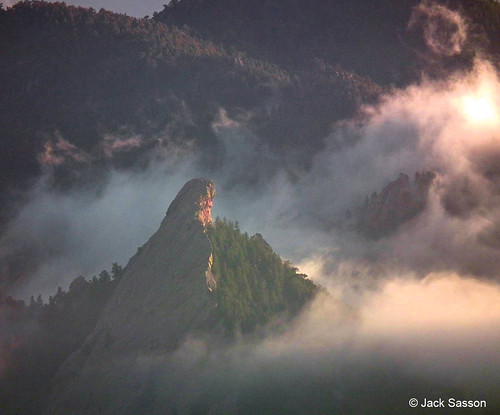 Photo - Flatirons in the Mist