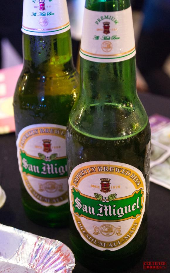 San Miguel Premium All Malt