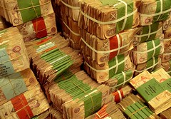 £1 million scotish pounds...leave a comment what you would do with it.. (CT Photography (Leeds , UK)) Tags: uk england money west scott one scotland edinburgh notes glasgow yorkshire leeds royal bank tony cash note bust drugs drug million lotto win wins bundle wad wads lots scotish millions bundles busts cartell vaults clublife buckfast seizure seizures billion clydsdale 1billion wadd